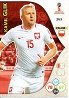 Panini Adrenalyn FIFA World Cup Russia 2018 - Kamil GLIK N°265 - Trading Cards
