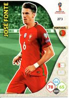 Panini Adrenalyn FIFA World Cup Russia 2018 - José FONTE N°273 - Trading Cards