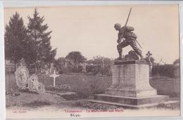 TROISSEREUX (Oise) - Le Monument Aux Morts - Andere Gemeenten