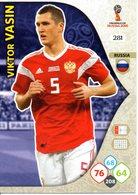 Panini Adrenalyn FIFA World Cup Russia 2018 - Viktor VASIN N°281 - Trading Cards
