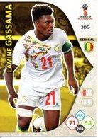 Panini Adrenalyn FIFA World Cup Russia 2018 - Lamine GASSAMA N°300 - Trading Cards