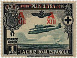 Ref. 577680 * NEW *  - SPAIN . 1927. 25th ANNIVERSARY OF ALFONSO XIII's CORONATION. 25 ANIVERSARIO DE LA CORONACION DE A - 1889-1931 Kingdom: Alphonse XIII