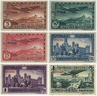 Ref. 84122 * NEW *  - SPAIN . 1931. 3rd PAN AMERICAN POSTAL UNION CONGRESS. 3 CONGRESO UNION POSTAL PANAMERICANA - Unused Stamps