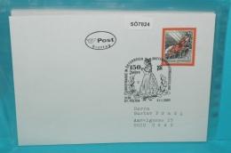 SO7824 150J Briefmarke I Öst, Trachten, St. Pölten 2000 - Kostüme