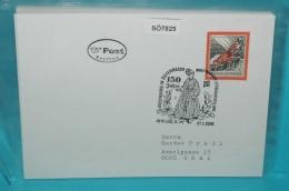 SO7825 150J Briefmarke I Öst, Trachten, Linz 2000 - Kostüme