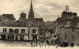 GUINGAMP RUE NOTRE DAME - Guingamp