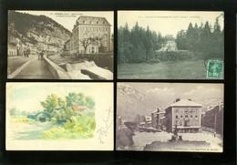 Lot De 48 Cartes Postales De France  Jura   Lot Van 48 Postkaarten Van Frankrijk ( 39 )  - 48 Scans - Cartes Postales