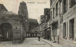 BOURGUEIL RUE DES HALLES - Autres Communes