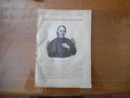 LE VEN. COTTOLENGO LE SAINT VINCENT DE PAUL ITALIEN (1795-1858) 1er JUILLET1894 16 PAGES LES CONTEMPORAINS - Religion & Esotérisme