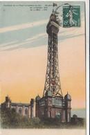 Cp , 69 , LYON , L'Ascenseur De La Tour De Fourvière, Hauteur De La Tour: 85 M. - Other