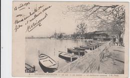 """1 Cpa Enghien Les Bains """"pionnière 1903"""" - Enghien Les Bains"""