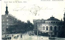 Plantage Grand Bazar De La Bourse - Amsterdam
