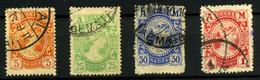3233-Grecia Nº 160/3 - 1886-1901 Small Hermes Heads