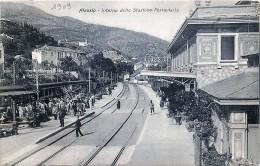 Italie - Savone - Alassio - Interno Della Stzione Feeeoviaria - Savona