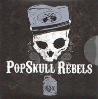 POPSKULL REBELS - CD - ROCK'N'ROLL COUNTRY - Rock