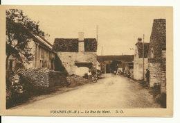 52 - VOISINES / RUE DU MONT - Langres