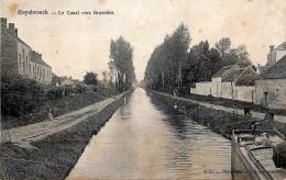 Leeuw-Saint-Pierre - Ruysbrosck - Le Canal Vers Bruxelles - Sint-Pieters-Leeuw