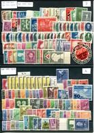 Riesige Restesammlung Aus Aussortierten Marken, Deutschland, DDR, Berlin In Allen Erhaltungen - Allemagne
