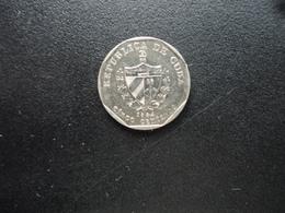 CUBA : 5 CENTAVOS  1994   KM 575.1    SUP+ (non Circulé) - Cuba