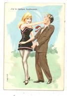 Carrière - Illustrateur -Pin-Ups--(C.5412) - Carrière, Louis