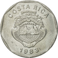 Monnaie, Costa Rica, 20 Colones, 1983, FDC, Stainless Steel, KM:216.1 - Costa Rica