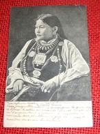 INDIA - INDE -     A Lepcha Woman  - 1910 - Inde