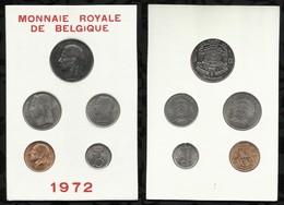 SERIE FDC . 1972 . LEGENDE FRANCAISE . - 1951-1993: Baudouin I