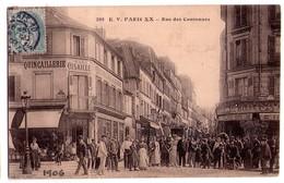 1986 - Paris ( XXe ) - Rue Des Couronnes - E.V. - N°208 - - Arrondissement: 20