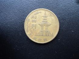 CORÉE DU SUD : 10 WON   1973   KM 6a    TTB - Korea, South