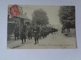 PRISCHES :le 84e Retournant à Avesnes ,n°12 - France