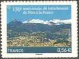 France Adhésif Baie De Nice 469 - Frankreich