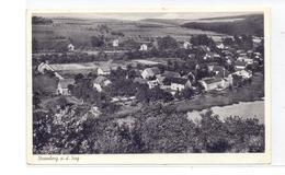 5227 WINDECK - STROMBERG, Gesamtansicht 1955 - Windeck