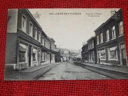 HOLLOGNE AUX PIERRES -  Rue De L'Hôtel Communal - Grâce-Hollogne