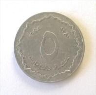 Monnaies - Algérie - 5 Centimes - 1964 - Alu - - Algeria