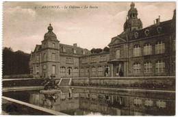 Ardenne, Le Château, Le Bassin (pk48769) - Houyet