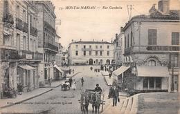 ¤¤  -  MONT-de-MARSAN    -  Rue Gambetta   -  ¤¤ - Mont De Marsan