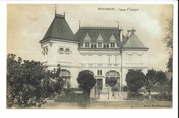 CPA - Carte Postale - France - Montargis- Caisse D'Epargne - 1916 S862 - Montargis