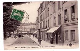 1992 - Paris ( XXe ) - Boulevard De Charonne - F.Fleury - N°661bis - - Arrondissement: 20