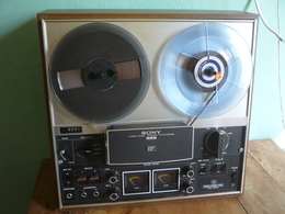 SONY TC 377 Tonbandmaschine - Wissenschaft & Technik