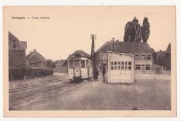 Oetingen: Tram Station: Tram Naar Ninove. - Gooik