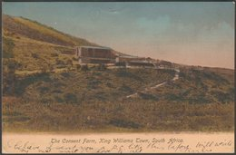 The Convent Farm, King Williams Town, Cape Province, 1907 - Postcard - South Africa
