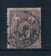 Frankreich 1877 Mi.Nr. 76 Gestempelt - 1876-1898 Sage (Type II)