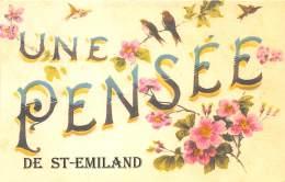 71 - SAONE ET LOIRE / Fantaisie Moderne - CPM - Format 9 X 14 Cm - 715738 - Saint Emiland - Sonstige Gemeinden