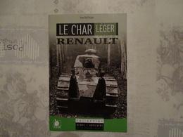 LE CHAR LEGER RENAULT - 1914-18