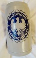 Bierkrug Brauhaus Schweinfurt 1 Liter - Alkohol