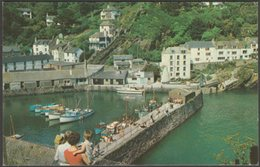 The Harbour, Polperro, Cornwall, C.1970s - Colourmaster Postcard - England