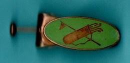 Bijoux & Horlogerie > Non Classés Pince A Cravatte Golf THE WEDGE - Bijoux & Horlogerie