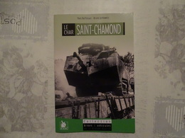 LE CHAR SAINT-CHAMOND - 1914-18