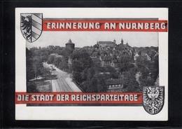 AK Reichsparteitag  Nürnberg  SST 1938 - Duitsland