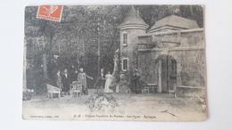 LOUDUN (86) Théâtre Populaire Du Porteau . Les Ogres . Epilogue - Loudun